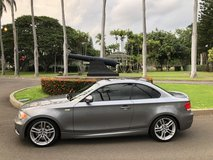 BMW 135i M-Sport Coupé in Pearl Harbor, Hawaii