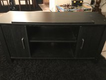Black wood tv stand in Fairfield, California