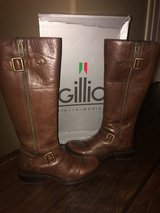 Boots from Italy in Fairfield, California