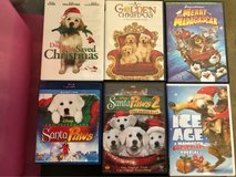 Christmas movies $10 for all in Fairfield, California