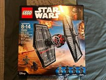 New LEGO Star Wars First Order Special Forces TIE Fighter in 29 Palms, California