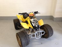 125cc 4 stroke quad with reverse gear in Lakenheath, UK