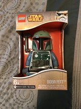 New LEGO Boba Fett Alarm Clock in 29 Palms, California