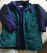 LOWERED PRICE ~  Columbia Woman's Large Tri-Climate Coat in Quad Cities, Iowa