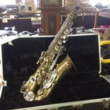 alto sax in Fort Polk, Louisiana
