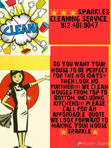 ?? Sparkles Cleaning Service in Perry, Georgia