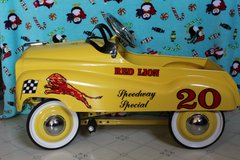 RED LION SPEEDWAY SPECIAL PEDAL CAR in Camp Lejeune, North Carolina