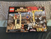 New Retired LEGO Super Heroes Rhino and Sandman Super Villain Team Set 76037 in 29 Palms, California