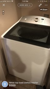 kenmore HE washer in Fort Leonard Wood, Missouri