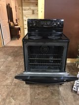 convection, self cleaning glass top stove in Fort Polk, Louisiana