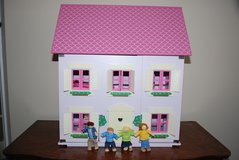 doll house/family/furniture in Kingwood, Texas