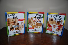 Four Ryan's Room play sets in Kingwood, Texas