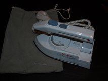 Travel Steam Iron with Bag in Wiesbaden, GE