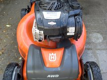 Premium, Easy Start, AWD Mower in The Woodlands, Texas