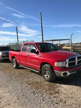 2005 Dodge Ram in DeRidder, Louisiana