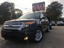 2013 Ford Explorer XLT!! 4x4!! Loaded in Cherry Point, North Carolina