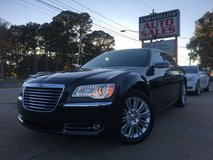 2014 Chrysler 300 C!! Hemi!! Black on black!! in Cherry Point, North Carolina