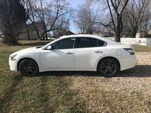 2013 NISSAN MAXIMA SV WITH SPORT PACKAGE    LOW MILES in Fort Leonard Wood, Missouri