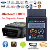 Car Diagnostic Scanner Tool Bluetooth OBD2 CAN BUS & Engine Code Reader in Fort Polk, Louisiana