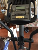 Gold's Gym magnetic resistance elliptical in Perry, Georgia