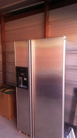 Stainless Refrigerator- Great cond.! in Alamogordo, New Mexico