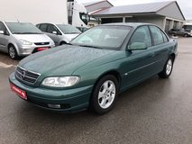Opel automatic omega brand new inspection in Hohenfels, Germany