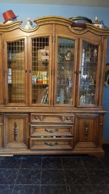 late 60's early 70's China cabinet in Lawton, Oklahoma