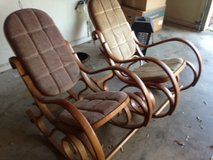 Matching Rocking Chairs in Warner Robins, Georgia