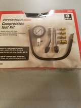 """""""NEW"""" Compression Test Kit, Pittsburgh, 8 Piece, item 62638 in Fort Rucker, Alabama"""