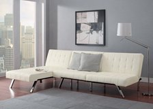 Futon & Chaise set in Fort Leonard Wood, Missouri