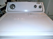 NEWER Whirlpool ( Electric -220 Volts ) DRYER in Oceanside, California