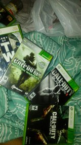 Xbox 360 games and controllers in Leesville, Louisiana