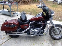 2001 kawasaki vulcan 1500 in Camp Lejeune, North Carolina