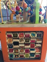 B. You Wooden Activity Cube in Conroe, Texas