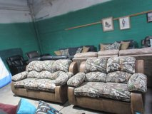 CAMO SOFA AND LOVESEAT in Fort Campbell, Kentucky