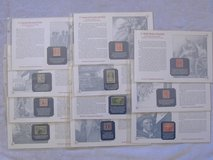 *21* 1st U.S. Commemorative Stamp Issues in 29 Palms, California