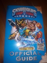 Skylanders guide book in Kingwood, Texas