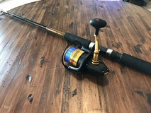Heavy Duty Spinning Rod and Reel Combo in Warner Robins, Georgia
