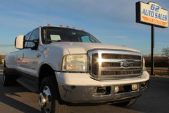 2005 Ford F350 King Ranch Crew Cab Dually 4X4 Diesel #TR10374 in Fort Knox, Kentucky
