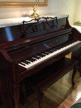Charles R. Walter Upright Piano in Chicago, Illinois