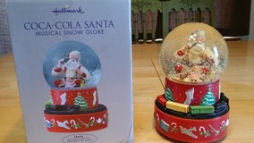 Hallmark Coca-Cola snow globe in Batavia, Illinois