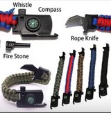 Outdoor Survival Bracelet in Fort Polk, Louisiana