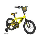 "Boys 16"" Tranformers Bumblebee Bicycle - Like New, Excellent Condition!! in Warner Robins, Georgia"