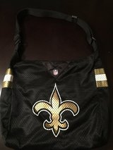 Saints NFL bag, New in Baytown, Texas