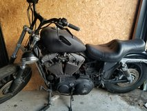 2003 harley 883 sportster xlr in Cherry Point, North Carolina