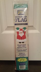 Large Santa Flag -  New! in Fort Carson, Colorado