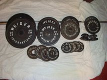 **WANTED**  Weider Olympic Weight Plates in Quantico, Virginia