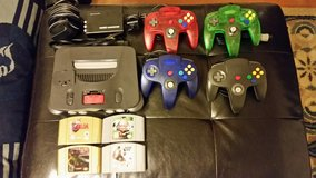 Nintendo 64 Bundle in Fort Leonard Wood, Missouri