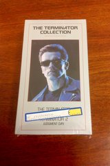 *NEW* Terminator & Terminator 2 VHS Set in Moody AFB, Georgia