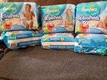 Pampers Splashers Disposable Swim Pants in Yucca Valley, California
